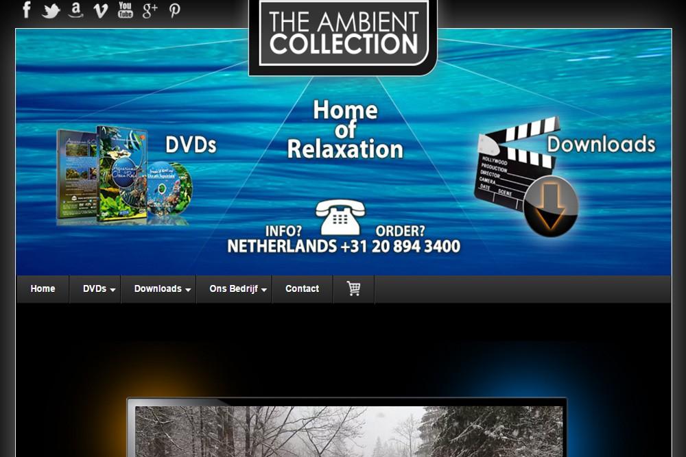Webredacteur Ambient Collection
