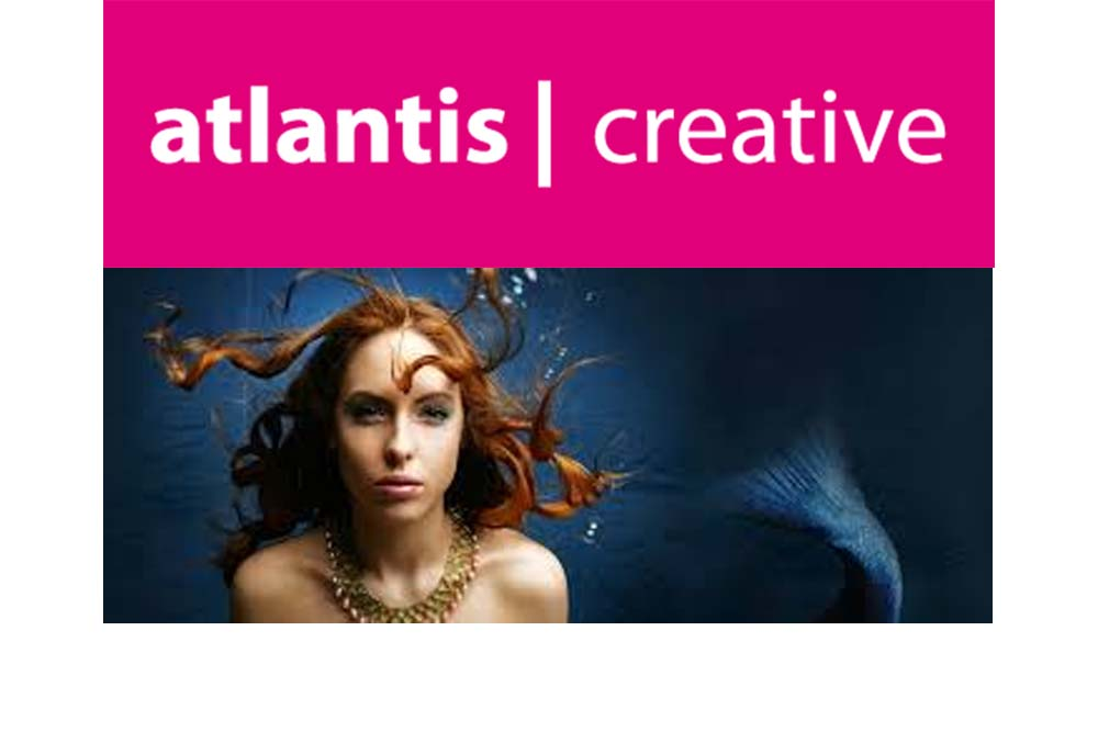 Blogger Atlantis Creative