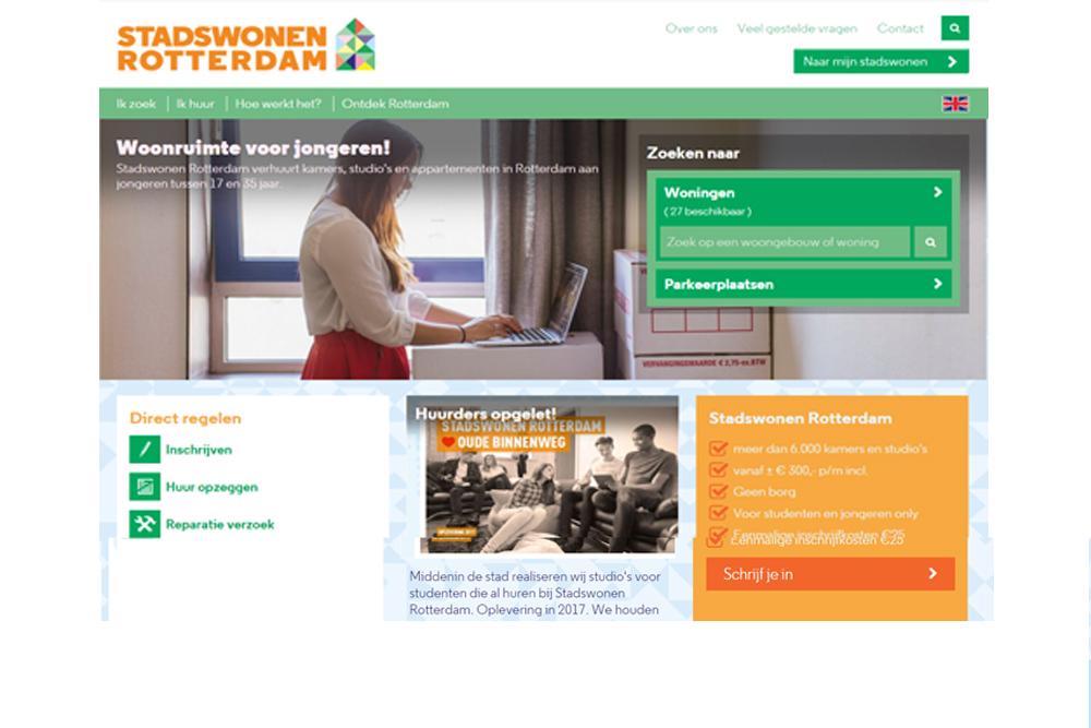 Contenspecialist Stadswonen Rotterdam