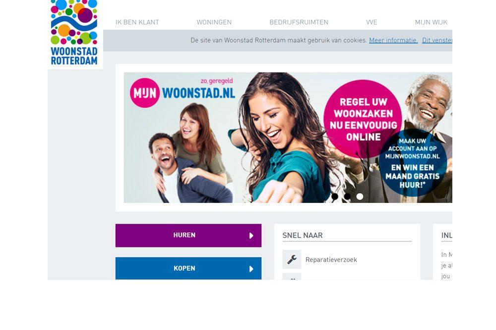 Contentmigratie Woonstad Rotterdam